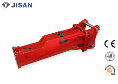 Box Silent Type Hydraulic Hammer Rock Breaker For Mini Excavator